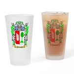 Francais Drinking Glass