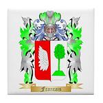 Francais Tile Coaster