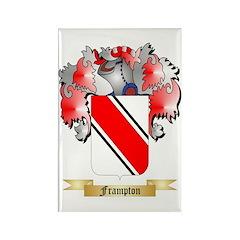 Frampton Rectangle Magnet (10 pack)