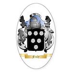 Fraly Sticker (Oval 10 pk)