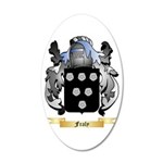 Fraly 20x12 Oval Wall Decal