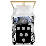Fraly Twin Duvet