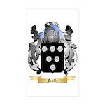 Frally Sticker (Rectangle 50 pk)