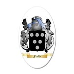 Frally 20x12 Oval Wall Decal