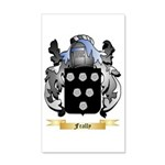 Frally 20x12 Wall Decal