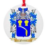Fraker Round Ornament