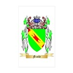 Fraile Sticker (Rectangle 50 pk)