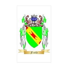 Fraile Sticker (Rectangle 50 pk)