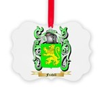 Frahill Picture Ornament