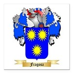 Fragosa Square Car Magnet 3