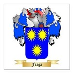 Fraga Square Car Magnet 3