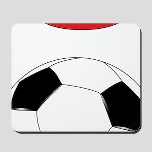 USA soccer Mousepad