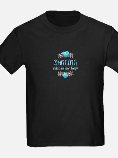Dancing Heart Happy T