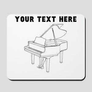 Custom Piano Mousepad
