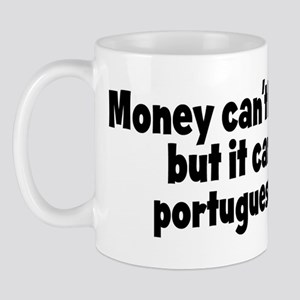 portuguese food (money) Mug