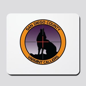 SDCVC Color Logo Mousepad