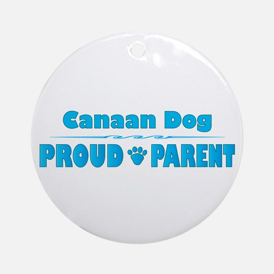 Canaan Parent Ornament (Round)