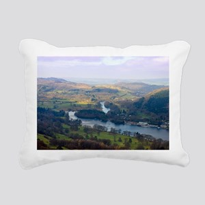 lakeside Rectangular Canvas Pillow