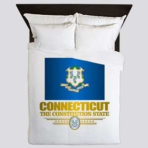 Connecticut Pride Queen Duvet