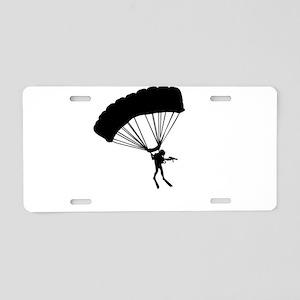 image Aluminum License Plate