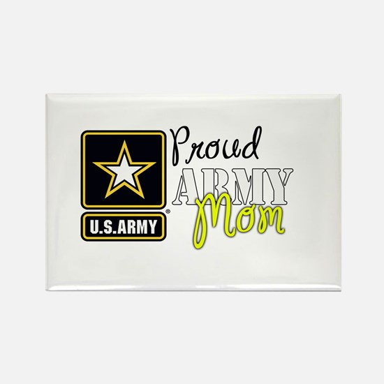 Proud Army Mom Magnets