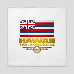 Hawaii Pride Queen Duvet