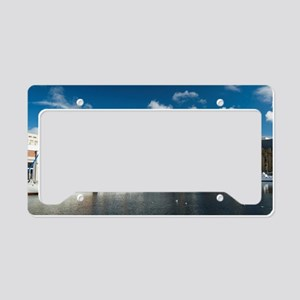 hobart constitution dock License Plate Holder
