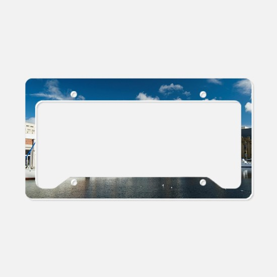 hobart constitution dock License Plate Holder