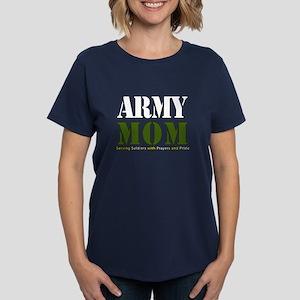 Army Mom Prayers T-Shirt