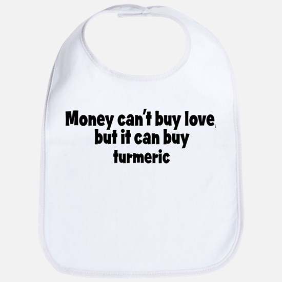 turmeric (money) Bib