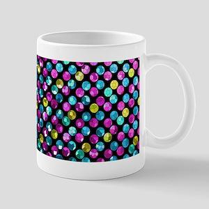Polkadots Jewels 1 Mug Mugs