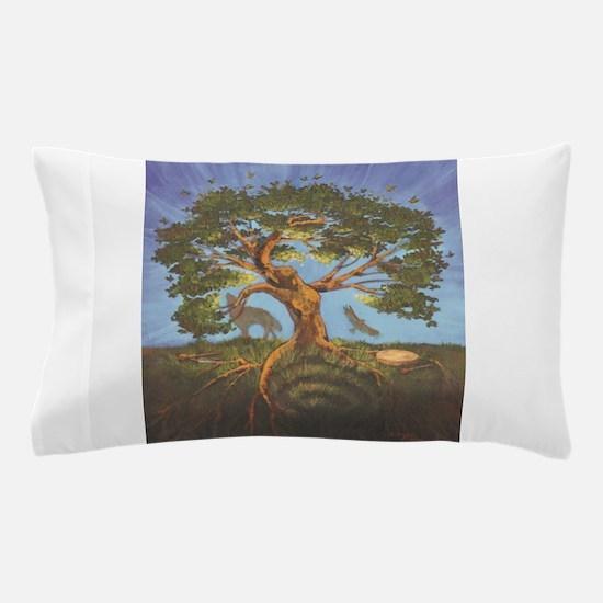 Cute Shamanic Pillow Case