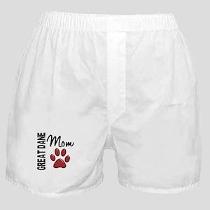 Great Dane Mom 2 Boxer Shorts