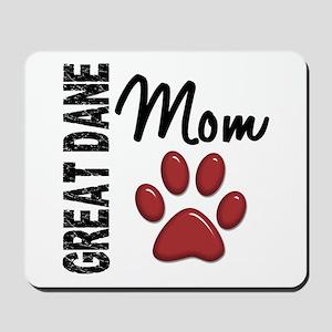 Great Dane Mom 2 Mousepad