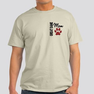 Great Dane Mom 2 Light T-Shirt