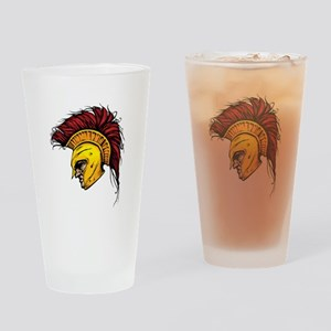 Color Spartan Drinking Glass