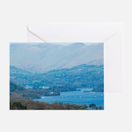 windermere hills Greeting Card