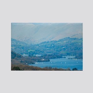 windermere hills Rectangle Magnet