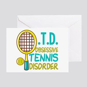 Funny tennis greeting cards cafepress funny tennis greeting card m4hsunfo Choice Image