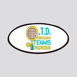 Funny Tennis Patches