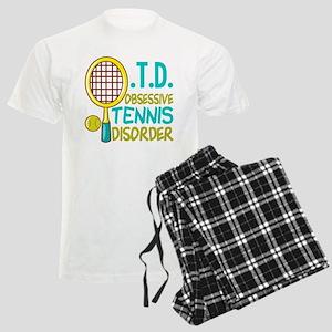 Funny Tennis Men's Light Pajamas