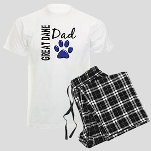 Great Dane Dad 2 Men's Light Pajamas