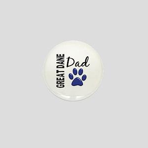 Great Dane Dad 2 Mini Button