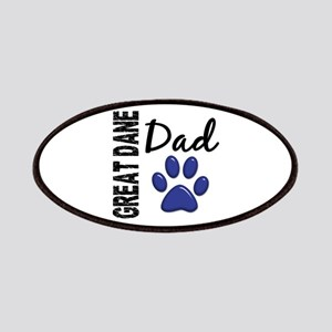 Great Dane Dad 2 Patches