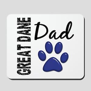 Great Dane Dad 2 Mousepad