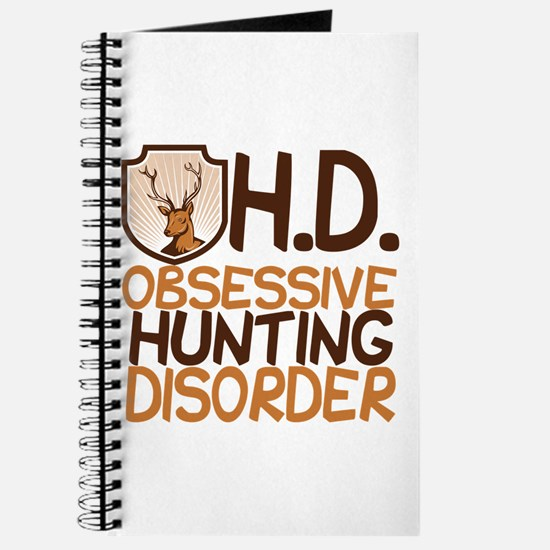 Funny Hunting Journal