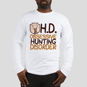 Funny Hunting Long Sleeve T-Shirt
