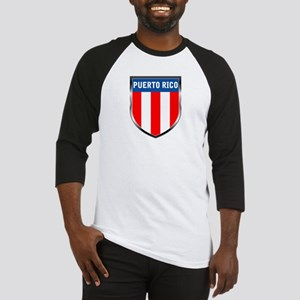 Puerto Rico Shield Baseball Jersey