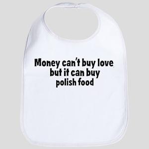 polish food (money) Bib