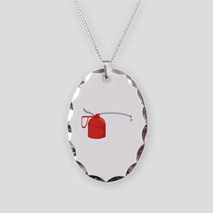 OIL CAN Necklace